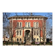Reddick Mansion Postcards (Package Of 8) Postcards