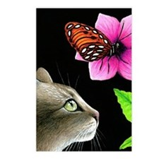 Cat 410 Postcards (Package of 8)