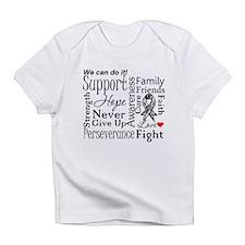 Support Hope Ehlers Danlos Infant T-Shirt