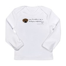 rhodesian ridgeback Long Sleeve T-Shirt