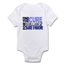 Find the Cure GBS Infant Bodysuit