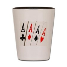 poker Shot Glass