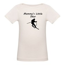 Mommys Little Skier T-Shirt