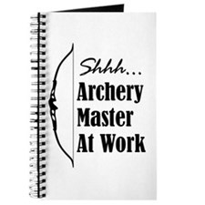 Archery Master (recurve) Journal