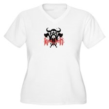 Heathen Plus Size T-Shirt
