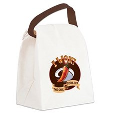 First Place Chili Canvas Lunch Bag