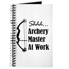Archery Master (compound) Journal