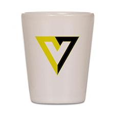 Voluntaryism Shot Glass