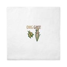 OMG GMO! Queen Duvet
