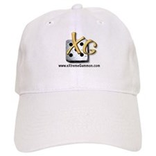 Xg logo with web Baseball Baseball Cap