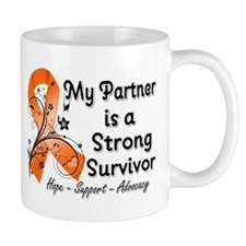 Partner Strong Survivor Mug