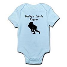 Daddys Little Rugger Body Suit
