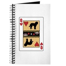 Queen Goldendoodle Journal