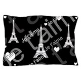 Eiffel tower Pillow Cases