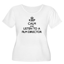 Keep Calm and Listen to a Film Director Plus Size