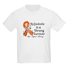 Grandmother Strong Survivor T-Shirt