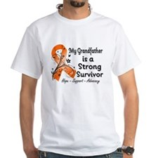 Grandfather Strong Survivor Shirt