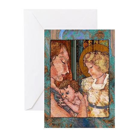 Christmas Joy Madonna Christmas Cards (6)