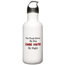 Tow Truck Driver/Zombi Water Bottle