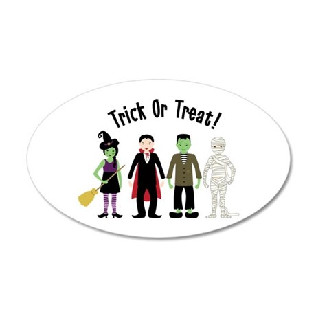 Trick Or Treat! Wall Decal