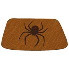Spider's Web Bathmat