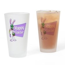 Happy Easter Sheldon Drinking Glass