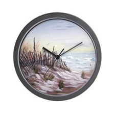 """Outer Banks"" Wall Clock"