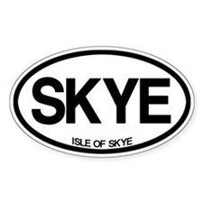 Isle of Skye Decal