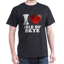 I Heart Isle of Skye T-Shirt