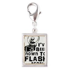 I've Been Known to Flash People Charms