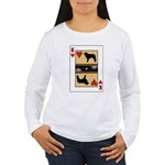 King Kuvasz Women's Long Sleeve T-Shirt