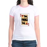 King Kuvasz Jr. Ringer T-Shirt