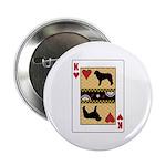 King Kuvasz Button