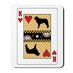King Kuvasz Mousepad