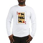 King Kuvasz Long Sleeve T-Shirt