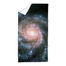 Pinwheel Galaxy Beach Towel