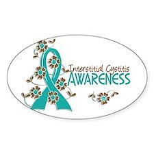 Awareness 6 Interstitial Cystitis Decal