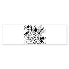 parvaneh Bumper Bumper Sticker