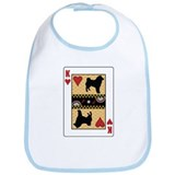 King Sheepdog Bib