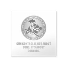 (Eternal Vigilance) About Control Sticker