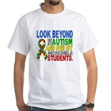 Look Beyond 2 Autism Students Shirt