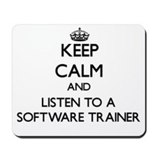 Keep Calm and Listen to a Software Trainer Mousepa