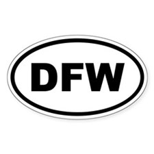 Dfw Decal