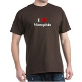 I Love Memphis T-Shirt
