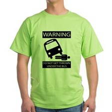 Under the Bus (Male) T-Shirt