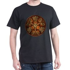 Celtic Shields - Copper Chieftain T-Shirt