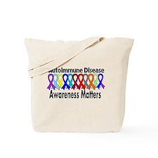 Autoimmune Disease Matters Tote Bag