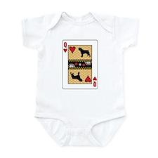 Queen Bouvier Infant Bodysuit