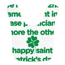 St.patty's Bib