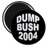 Dump Bush 2004 Magnet